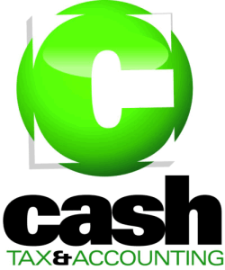 cash tax and accounting
